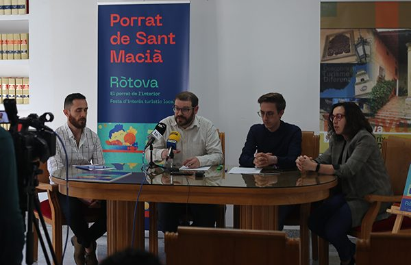 El Porrat de Sant Macià de Ròtova presenta nova imatge i renova espais